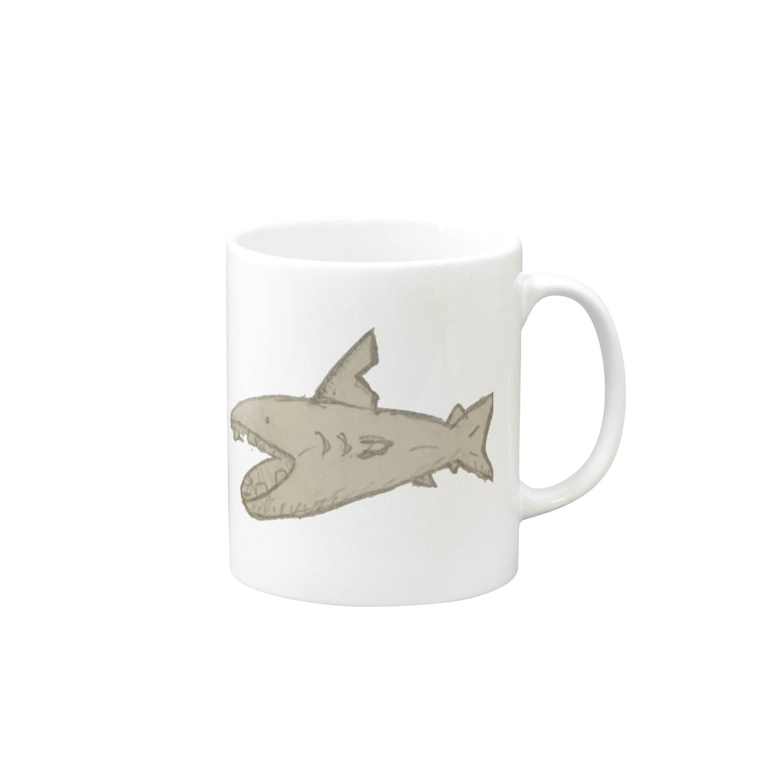 おじさんのサメない愛が欲しい Mugs