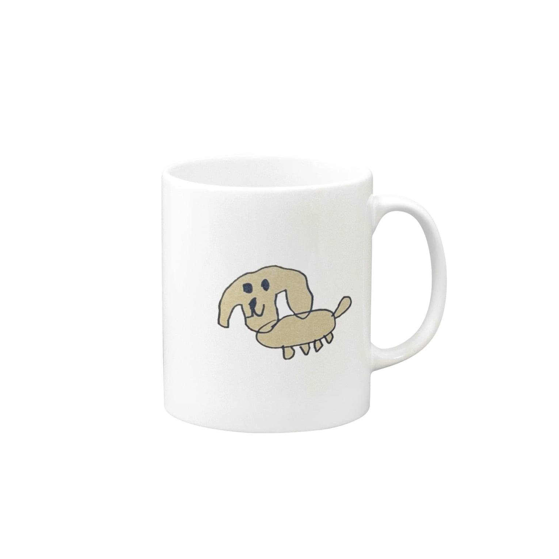 ナマケモノ雑貨店のBINGO Mugs