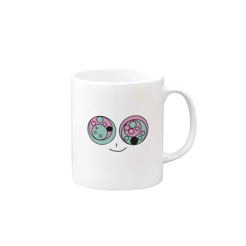 nnn/んみの淡泡ちゃん Mugs
