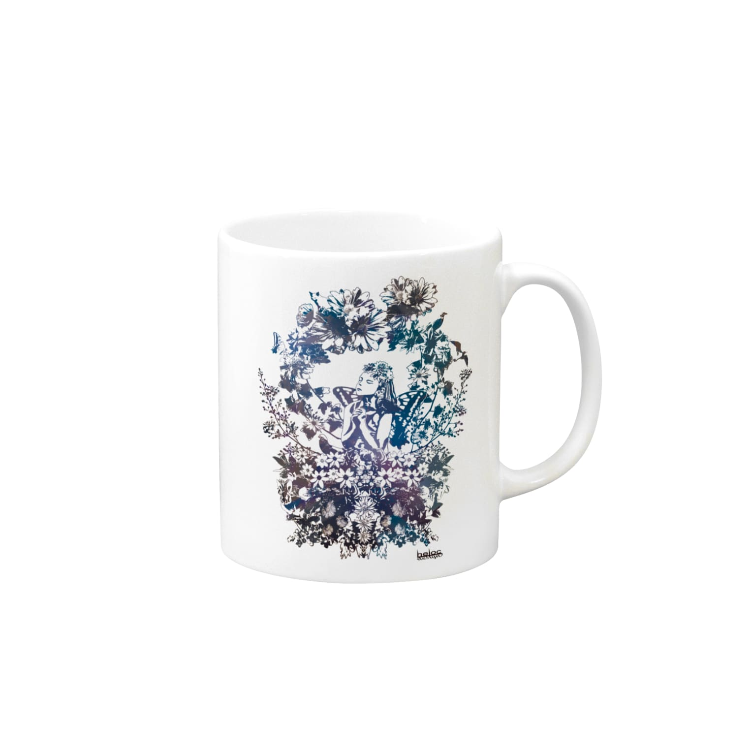 helocdesignのpray for... Mugs