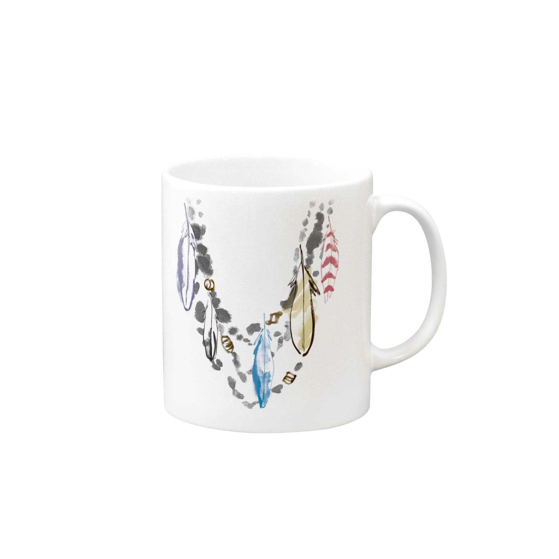 FJI-KAORUのオシャレにおめかし♪ Mugs