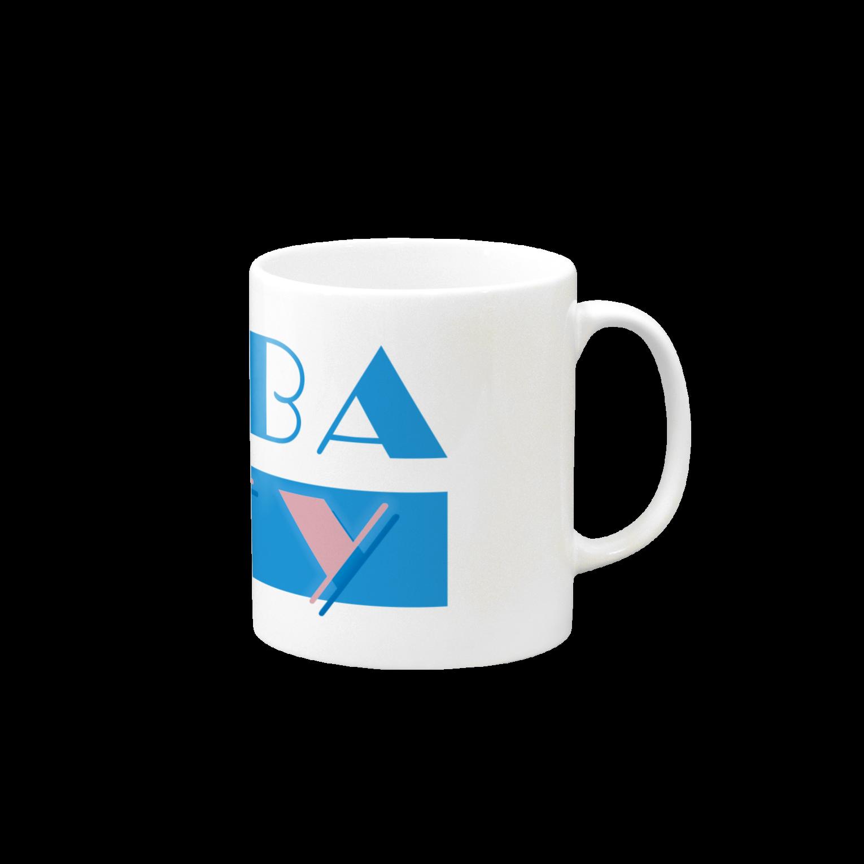 your mvのSAMBA CITYマグカップ