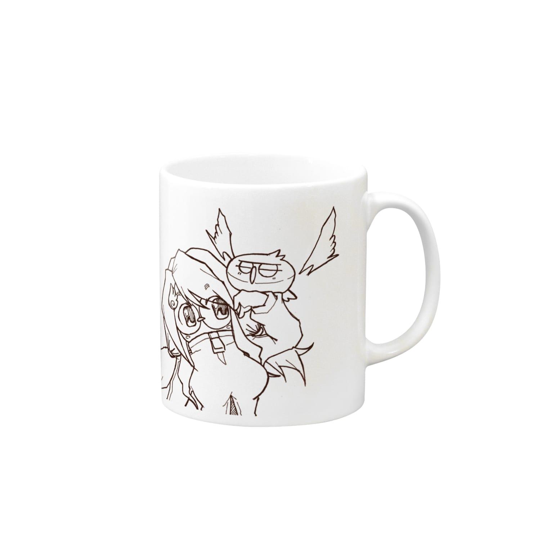 関東まなかの関東まなか第三期アイテム Mugs