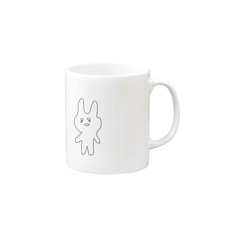 mizuki_010jyaの死にかけのうさぎ Mugs