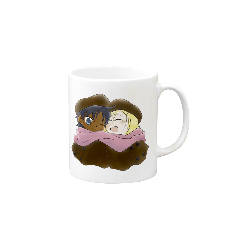 まきむらの冬服 2018.01ver Mugs