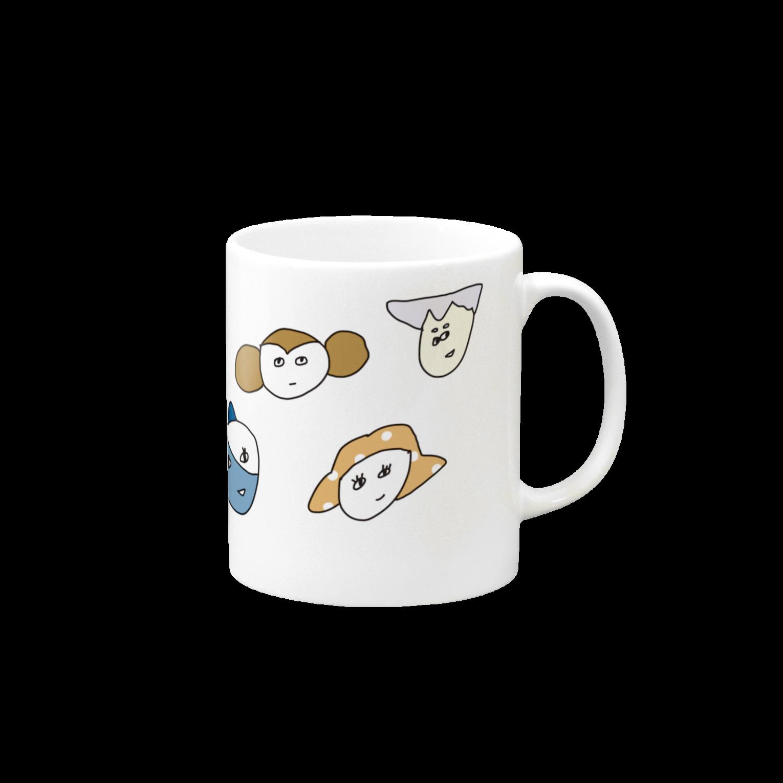 itoitoitoのさまさまマグカップ