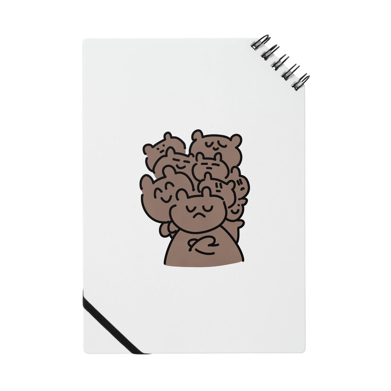 kagami102のKUMAたち Notes
