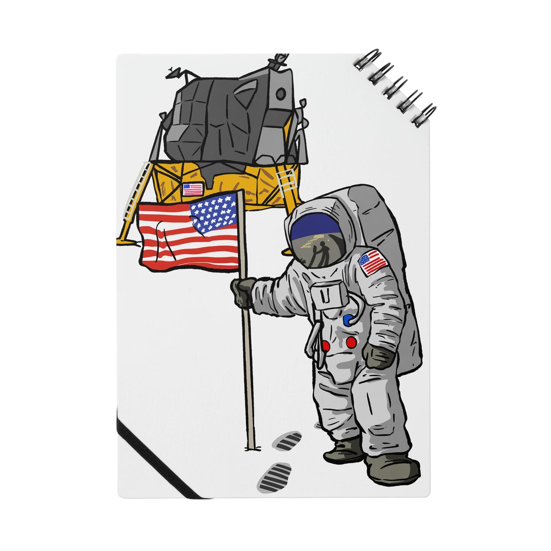 Astro(ムット)のASTRONAUT(オンリーver.) Notes