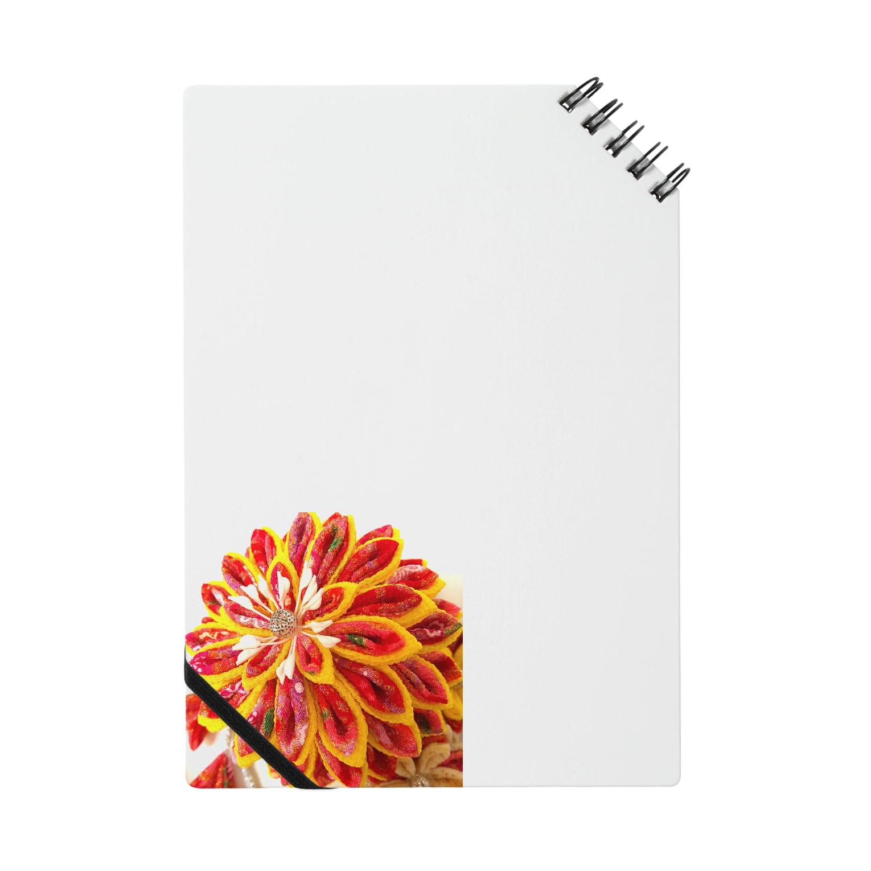 hana_sakiの赤花咲いた Notes