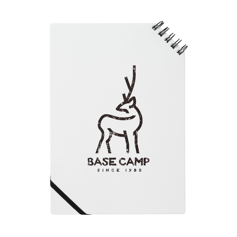 BASE-CAMPのBASE シカ 01 Notes