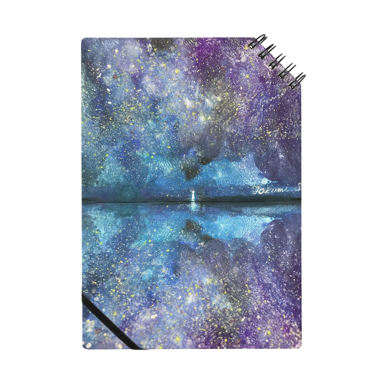 SANADATAKUMIの千の星空 Notes