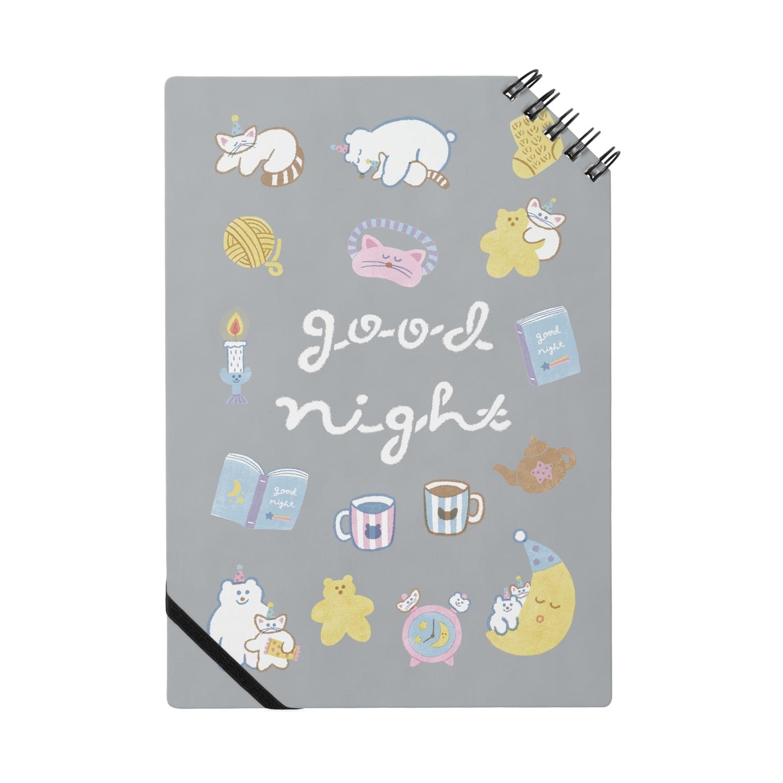かわべしおん | ゆるイラストレーターのgood night Notes