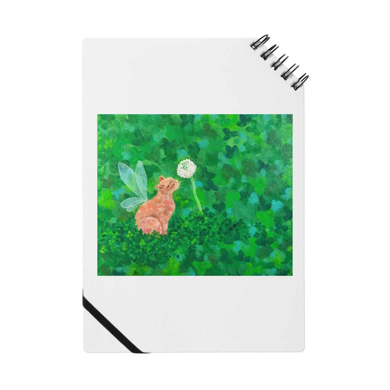 saiko-ruiのクローバー猫天使 Notes
