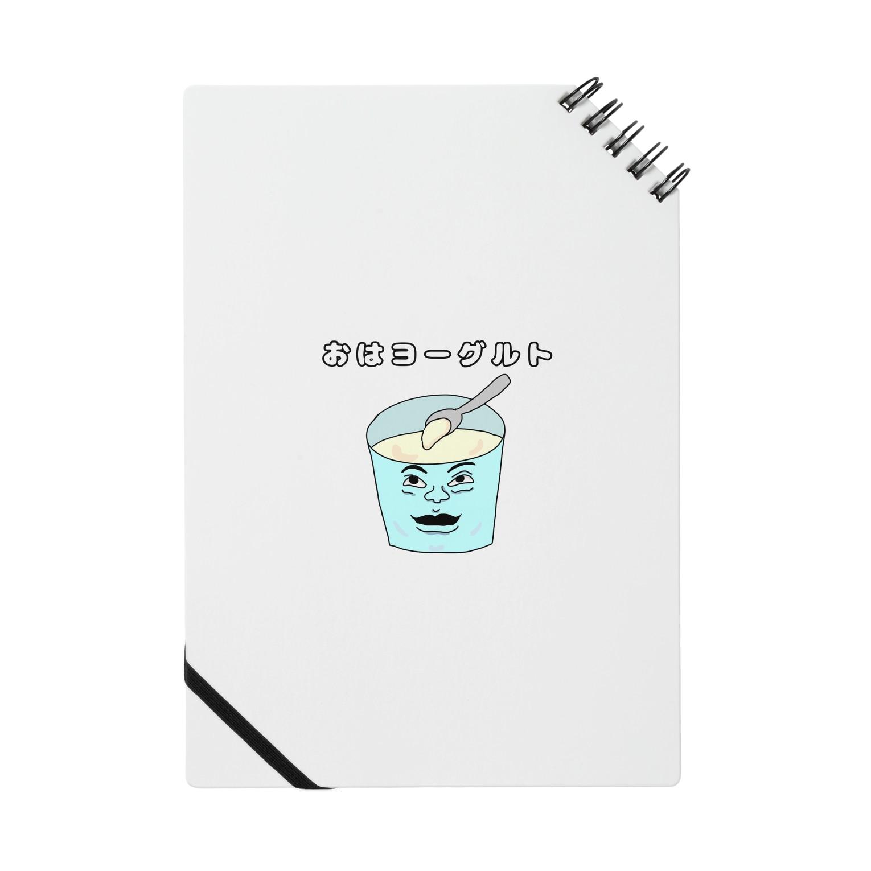 raraのおはヨーグルト Notes