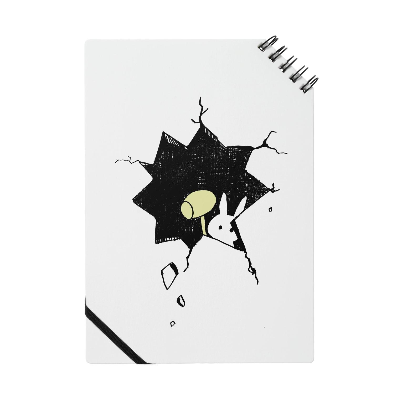 irusuのbreak Notes