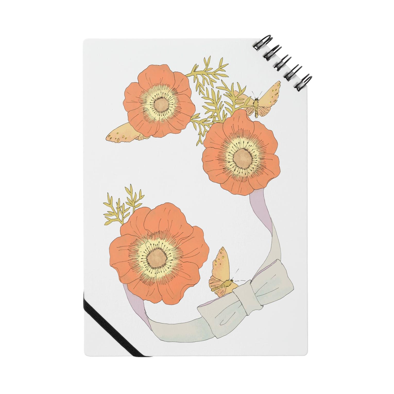 osen_cucchaneの花と蛾 Notes