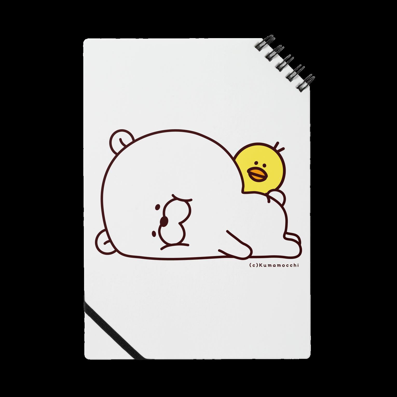 たかせ ゆづきのクマもっち。ノート