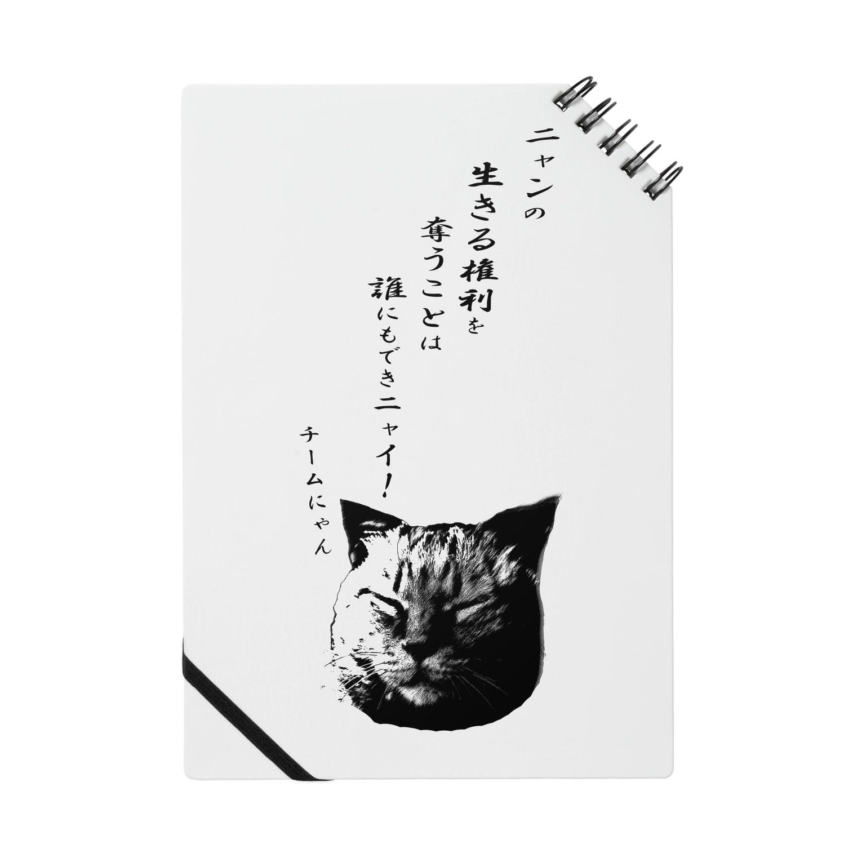 保健所犬猫応援団のチームにゃん Notes