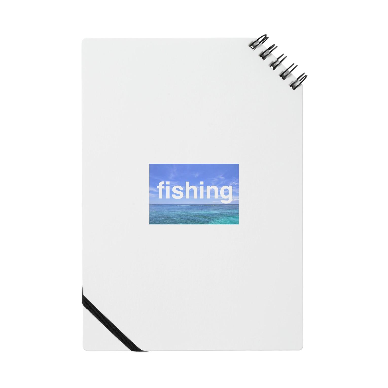 yu's shopのfishing Notes