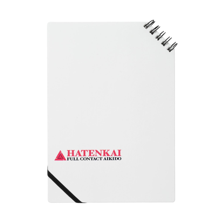hatenkaiの覇天会グッズ3 Notes