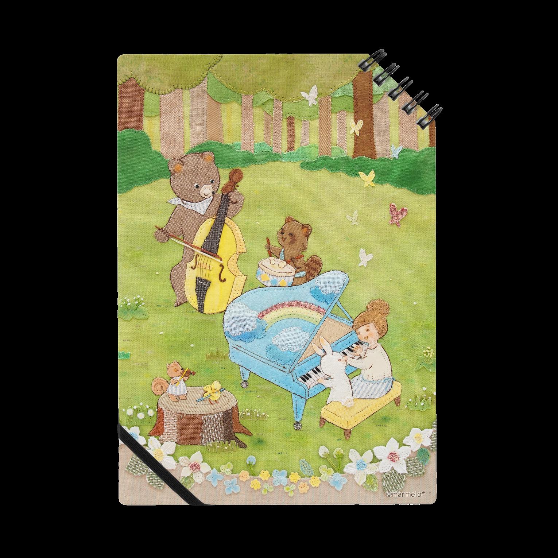 marmelo*の森の演奏会 ノート