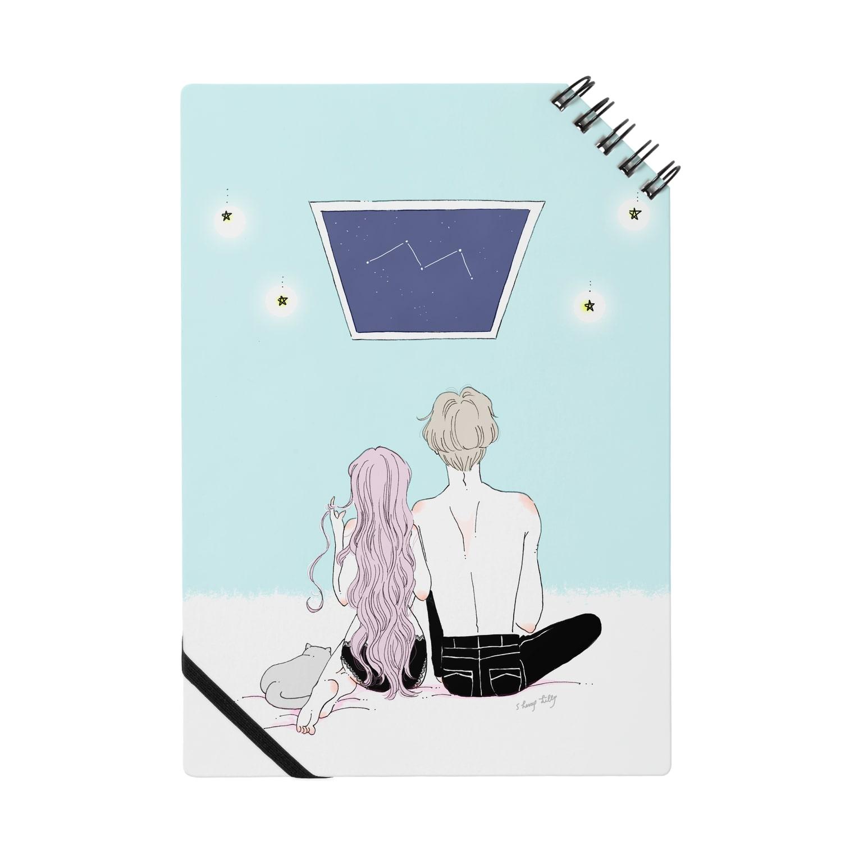 sherry_liliyの星降る夜の戯れ Notes