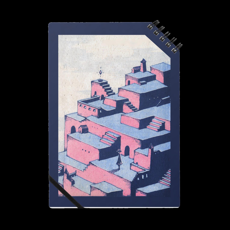 coca/古河郁の三次元の街ノート
