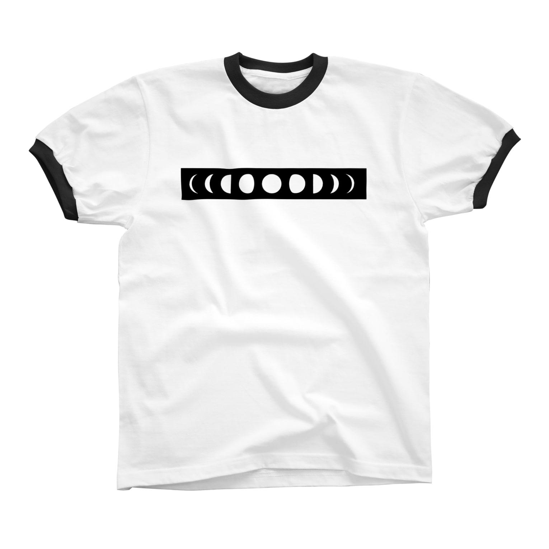 退化現象 硯出張所の朔望 Ringer T-shirts