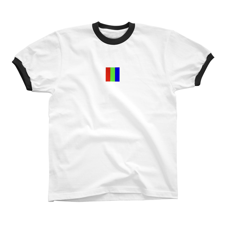 星乃のRGB Ringer T-shirts