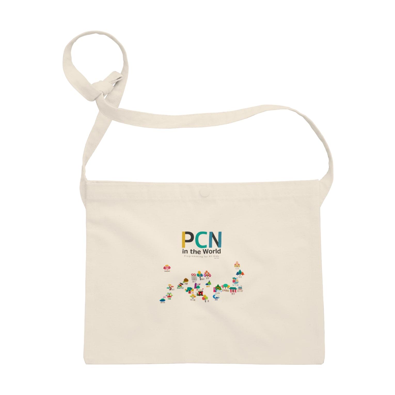 PCNのPCN in the World  Ver1.0.0 サコッシュ