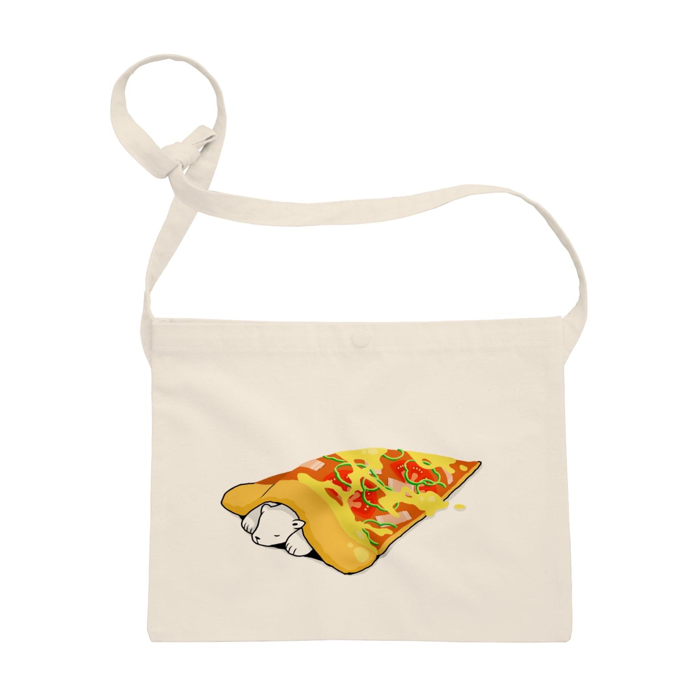 chitose_ameのしろくまピザ Sacoches