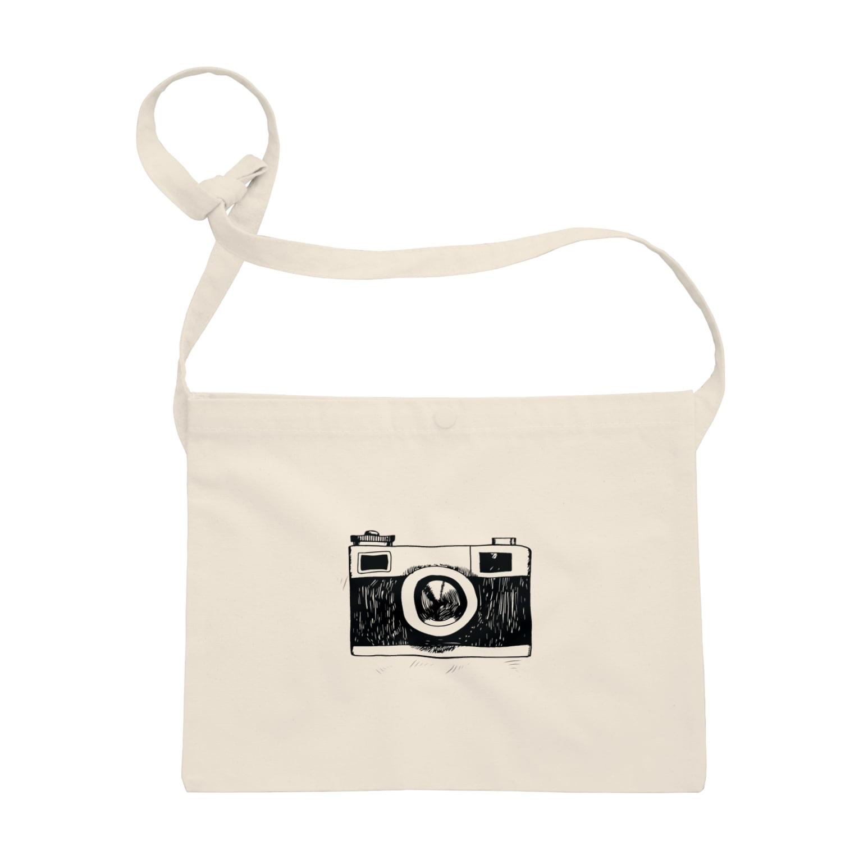 IZANAGIのレトロなカメラ Sacoches