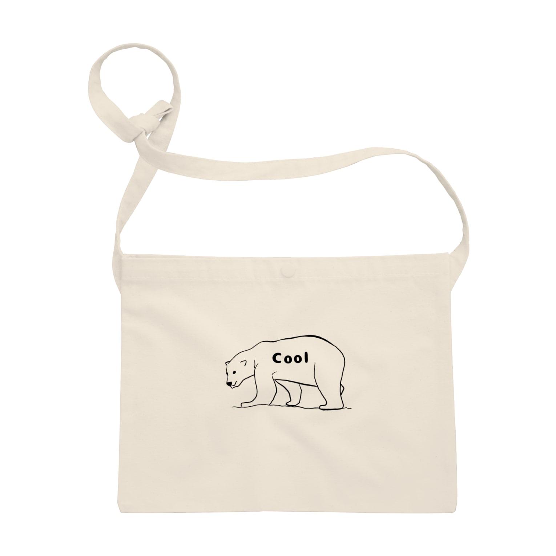 Eatn-kkのCool bear Sacoches