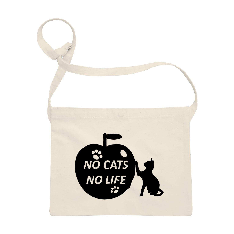 乃舞のNO CATS NO LIFE Sacoches