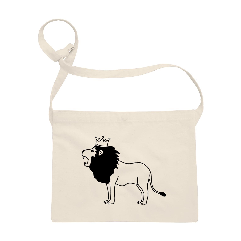 Aliviostaのライオンキング 動物イラスト Sacoches