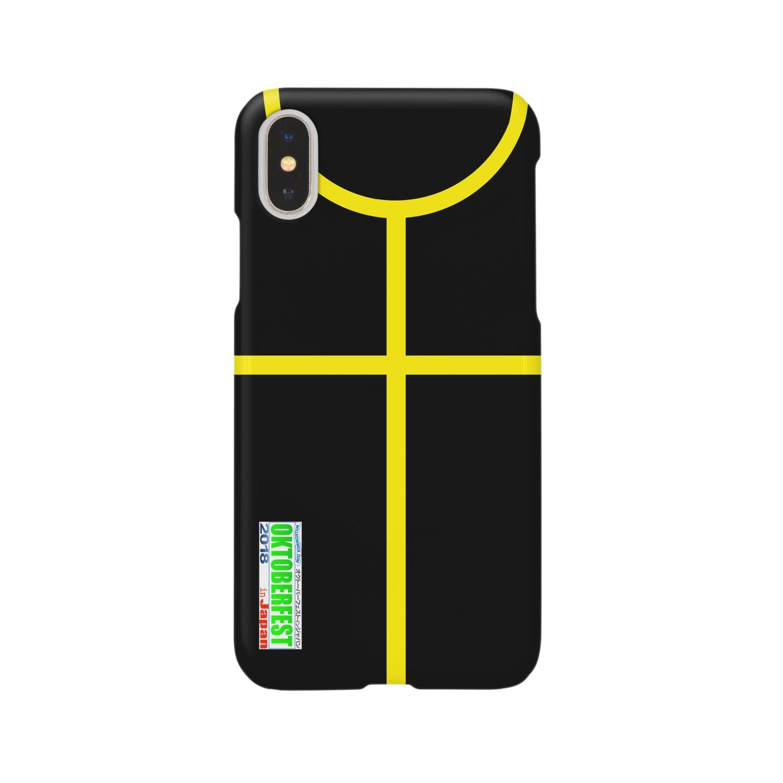 OKTOBERFEST_jpのオクトーバーフェスト in Japan 2018 ミュンヒナー Smartphone cases