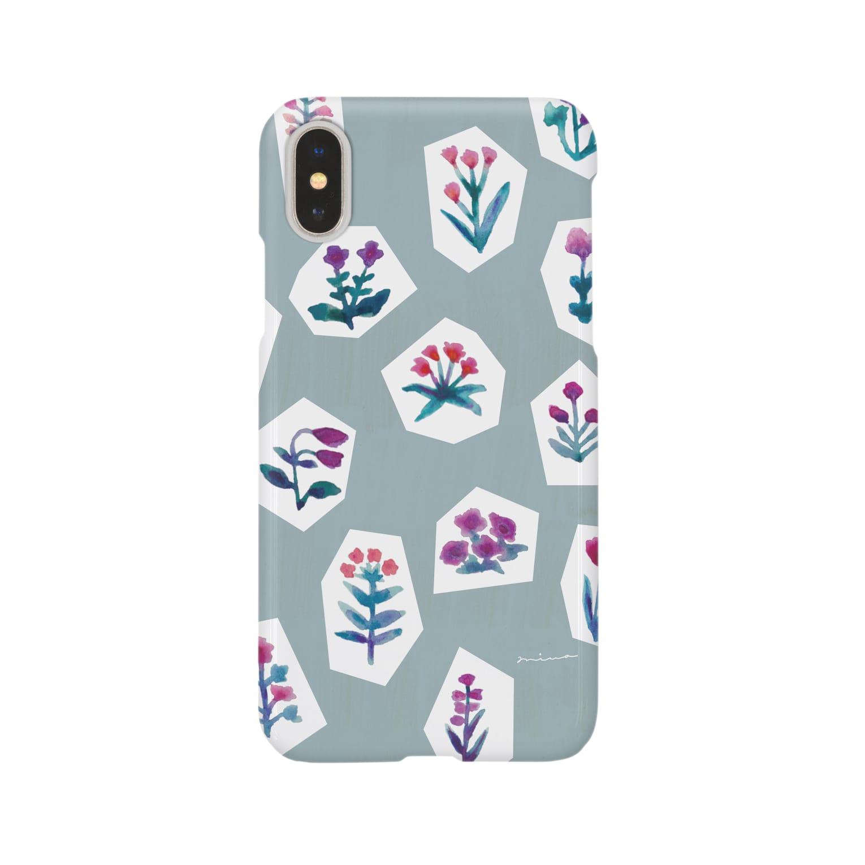 miwaのhana2 Smartphone cases