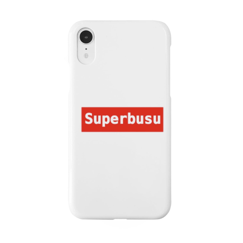 あむんのスーパーブスTシャツ Smartphone cases