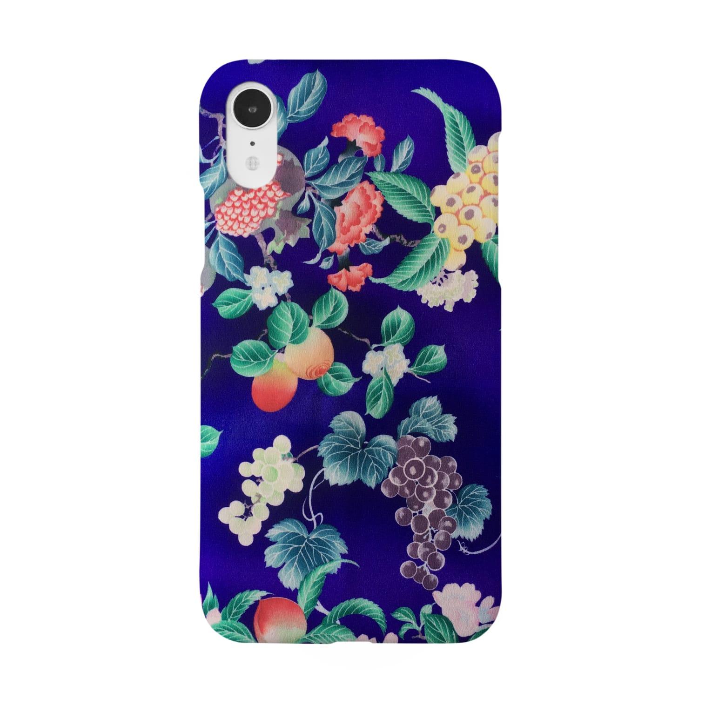 Rokaのフルーツ柄 Smartphone cases