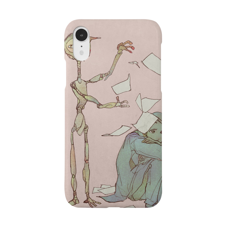 草鞋屋_shopのmeme-goods Smartphone cases