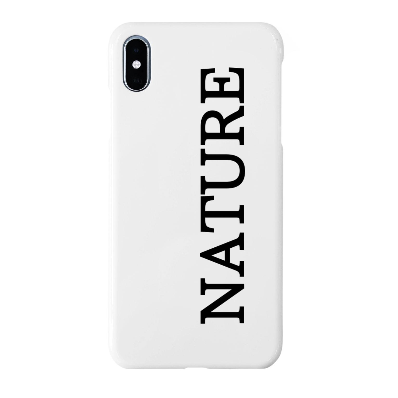 SOTOASOBIのNATURE Smartphone cases
