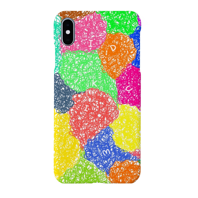 MIDUKIのぐるぐる🌀 Smartphone cases