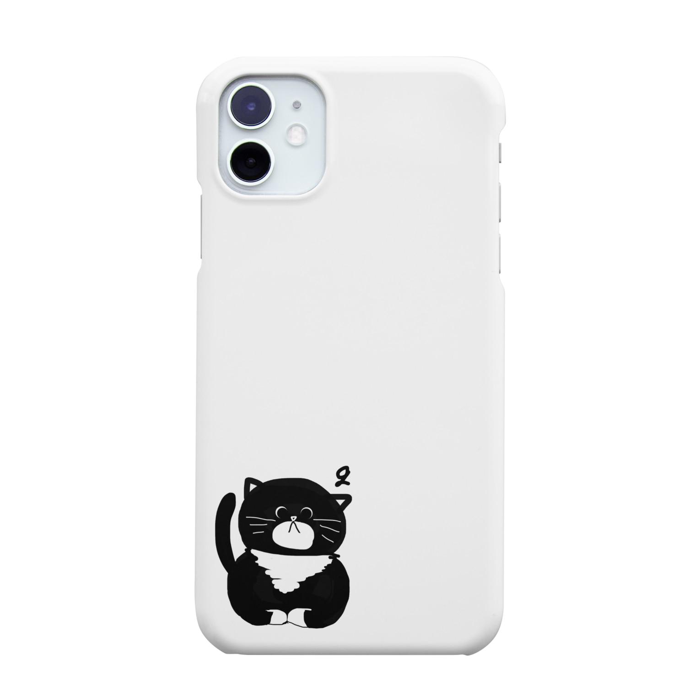 gnpの動かない猫 Smartphone cases