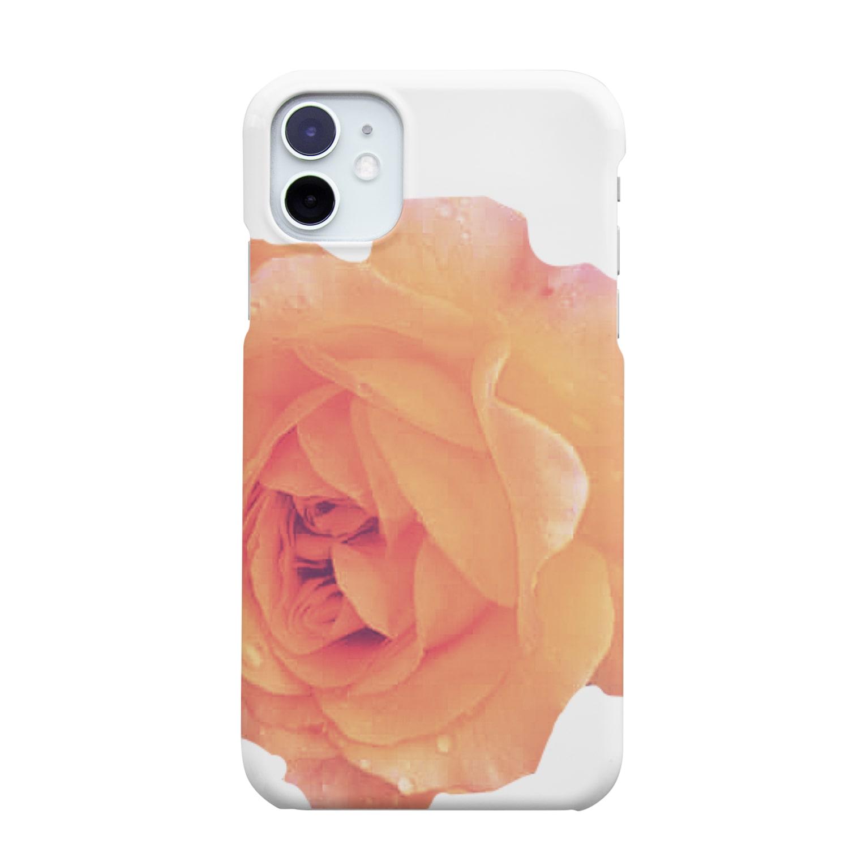 Sonokichiのバラ Smartphone cases