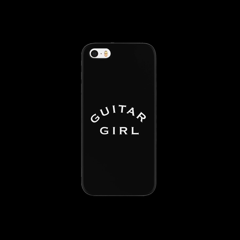 micoのGUITAR GIRLスマートフォンケース