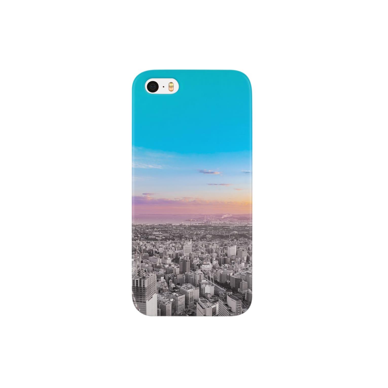 ietona.artのsky_002 Smartphone cases