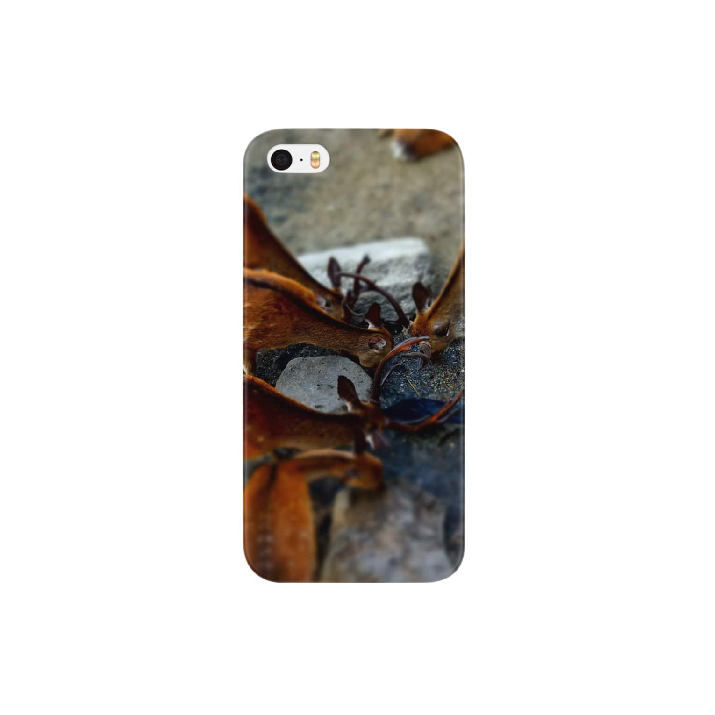 ymineiの宮島の鹿 Smartphone cases