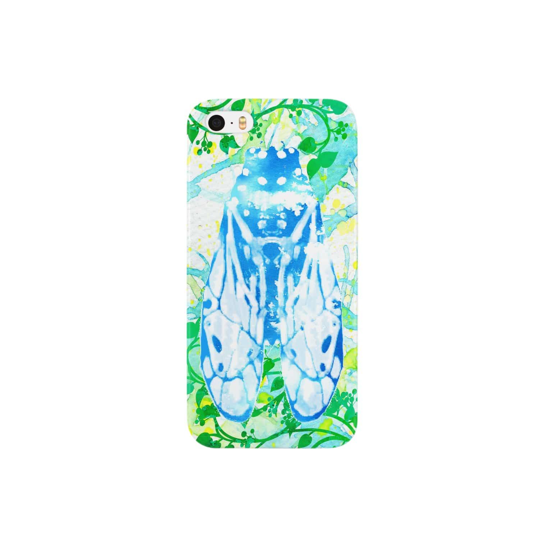 Masanoの蝉 Smartphone cases