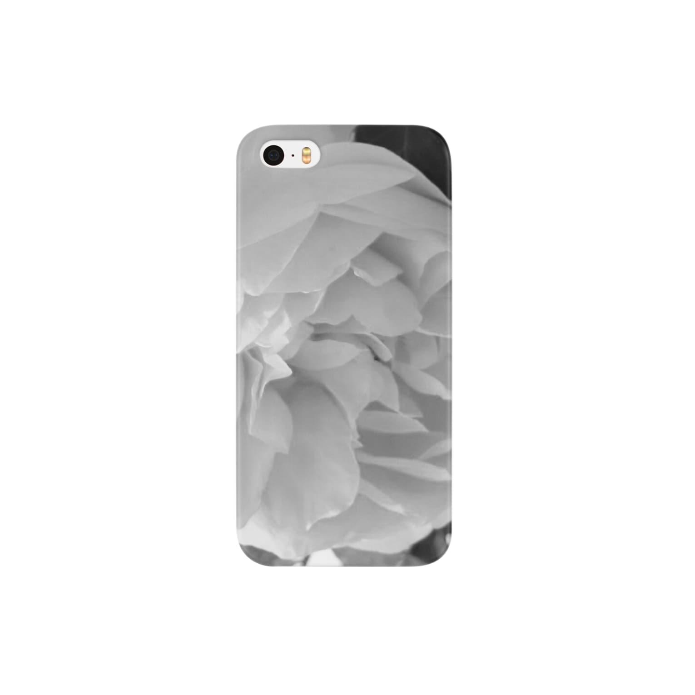 MICの大輪 Smartphone cases