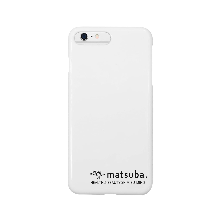 yusuke0archのmatsuba. Smartphone cases